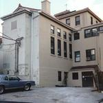 St. Charles Hospital - Port Jefferson, NY  Stucco repair